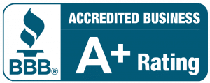BBB-accredited Business-A+-rating